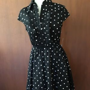 NWT Vintage style Charlotte Russe dress